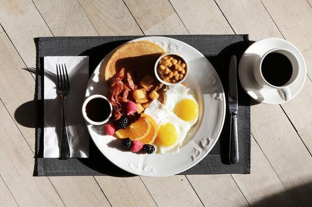 Never Skip Your Breakfast (fitness tips)