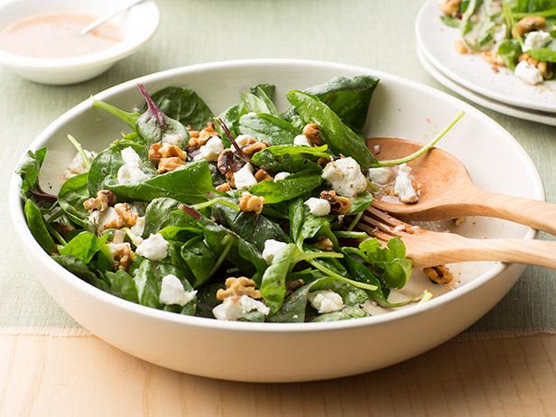 nut oils salads